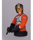 Wedge Antilles Deluxe Mini Bust - 2014 Premier Guild Exclusive