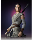 Rey - Star Wars Collectible mini bust