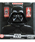 Darth Vader Carry Case with 2 Action Figures Trilogy Collection