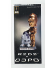 R2-D2 & C-3PO Star Wars Fan Club Exclusive - Bobble-Head