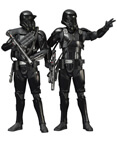 Rogue One A Star Wars Story Death Trooper 2-Pack ARTFX+