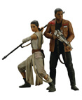 Rey & Finn 2-Pack ARTFX+ The Force Awakens