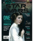 Star Wars 40 Years of Star Wars Magazine - Princess Leia Cover