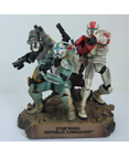 Republic Commando Limited Edition Full Color Maquette #170/513