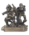 Republic Commando Limited Edition Bronze Maquette #176/400