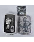 Fossil Limited Edition Boba Fett Watch w/Bantha dog tags & case