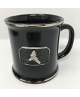 Star Wars Imperial Shuttle Tydirium Pewter logo 12oz Mug