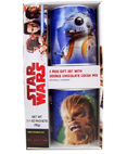 Star Wars The Last Jedi (BB-8 and Chewbacca) Ceramic Mug Set