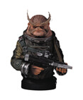 Bistan Collectible Mini Bust Star Wars Rogue One