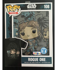 Funko Pop Tees Star Wars Rogue One Toys R US Exclusive (Large)