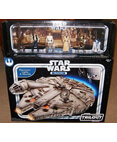 Millennium Falcon 6 Action Figures Original Trilogy Collection