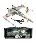 Luke Skywalker's X-Wing Fighter with Luke & Dragonsnake figures