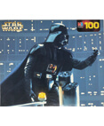 Star Wars Darth Vader 100 Piece Puzzle Empire Strikes Back