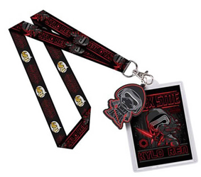 Star Wars Kylo Ren Lanyard by Funko Pop!