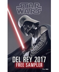 Star Wars 2017 Del Rey Sampler