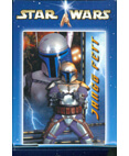Star Wars Jigsaw Mini Pizzle 50 Pieces Jango Fett #3 of 8