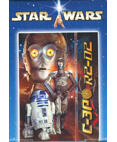 Star Wars Jigsaw Mini Pizzle 50 Pieces R2-D2 & C-3PO #6 of 8