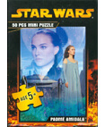 Star Wars Jigsaw Mini Pizzle 50 Pieces Padme Amidala #2 of 8