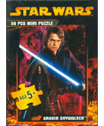Star Wars Jigsaw Mini Pizzle 50 Pieces Anakin Skywalker #3 of 8