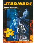 Star Wars Jigsaw Mini Pizzle 50 Pieces Darth Vader #4 of 8