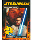 Star Wars Jigsaw Mini Pizzle 50 Pieces Obi-Wan Kenobi #6 of 8