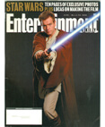 Entertainment Weekly - Obi-Wan Kenobi - March 26th, 1999