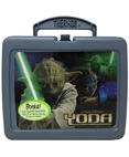 Yoda Lunch Box with Thermos and Insulated Sport Bottle