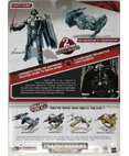 TIE Advance X1 to Darth Vader Transformers Package Variation