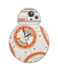 Star Wars Episode VII BB-8 Shaped Deco Wall Clock
