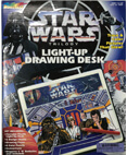 Star Wars Trilogy Light-up Drawing Desk by RoseArt