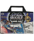 Star Wars A New Hope Sand Art by RoseArt
