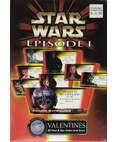 Star Wars Episode 1 - Valentine's Day Cards
