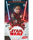 Star Wars The Last Jedi Series 2 Hobby Trading Card Box