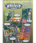 Star Wars 40 Valentine Kit