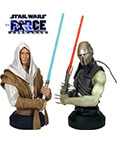 Starkiller: Ultimate Good and Ultimate Evil Apprentice mini bust