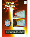 Star Wars 28 Deluxe Valentines - Episode I