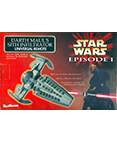 Star Wars Darth Maul's Sith Infiltrator Universal Remote