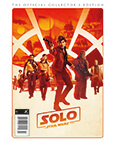 Solo A Star Wars Story Official Collector's Edition PX Cover