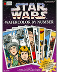 Star Wars Water Color by Number