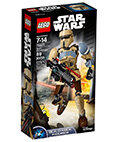 LEGO Star Wars Scarif Stormtrooper (75523) - non-mint package