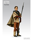 Princess Leia as Boushh 12 inch Action Figure Sideshow Exclusive