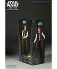 Han Solo Tatooine 12 inch Action Figure Sideshow Exclusive