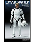 Luke & Han Stormtrooper 12 inch Action Figure Sideshow Exclusive