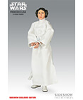 Leia Organa 12 inch Action Figure Sideshow Exclusive
