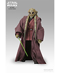 Kit Fisto 12 inch Action Figure Sideshow Exclusive