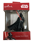 Hallmark: Darth Vader Christmas Tree Ornament 2018