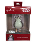 Hallmark: Porg Christmas Tree Ornament 2018