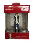 Hallmark: Han Solo Christmas Tree Ornament 2018