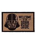 Darth Vader Welcome to the Dark Side Doormat (17 x 29 inches)