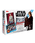 Topps Star Wars Archives Signature Series Trading Card Box